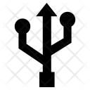 Usb Port Connection Icon
