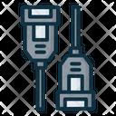 Usb A Female Connector Icon