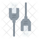 Usb A Male Connector Usb A Male Connector Icon