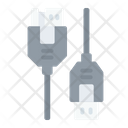 Usb B Connector Usb B Connector Icon