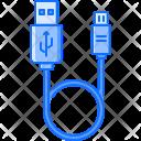 Usb Micro Mini Icon