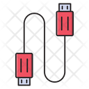 Usb Cable Hardware Icon
