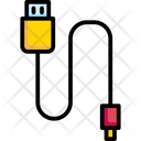 Cable Technology Connection Icon