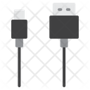 Photograph Usb Cable Icon