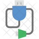 Usb Cable Cord Icon
