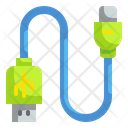 Usb Cable Icon