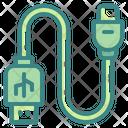 Usb Cable Usb Port Icon