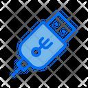 Usb Cable Usb Port Port Icon