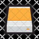 External Drive Disk Icon
