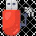 Usb Internet Portable Internet Device Usb Flash Icon