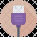 Usb Wire Jack Icon