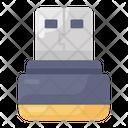 Usb Jack Flash Drive Usb Icon