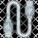 Usb Plug Usb Cable Usb Cord Icon