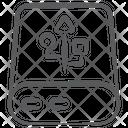 Usb Port Usb Connector Device Icon