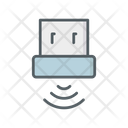 Usb Port Connector Computer Icon