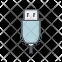 Usb Port Port Cable Icon