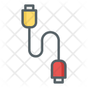Usb Port Usb Cable Wire Icon