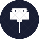 Charge Connection Connector Icon