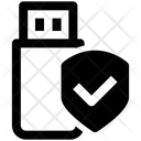Usb Protection Icon
