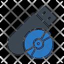 Usb Storage Icon