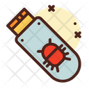 Usb Virus Usb Usb Bug Icon
