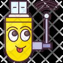 Usb Adapter Electronic Hardware Usb Storage Icon