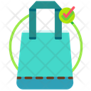 Use Eco Bag Icon