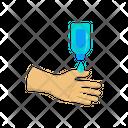 Use Sanitizer Icon