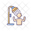 Shower Water Park Icon