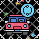 Used Car Old Car Car Icon