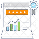 Business Analytics Business Feedback Business Result Icon