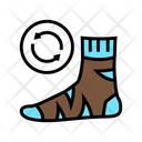 Useless Sock Color Icon