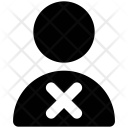 User Profile Blocked Icon