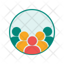 User Groups Team Icon