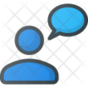 User Message Chat Icon