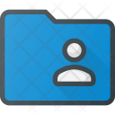 User Personal Directory Icon