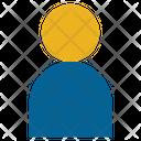 Profile Login Contact Icon