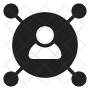 User Avatar Share Icon