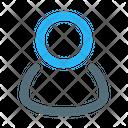 User Profile Man Icon