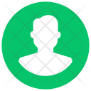 Contacts Member User Icon