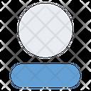User Human Profile Icon