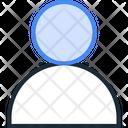 User Admin Profile Icon