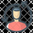 Remarketing User Person Icon