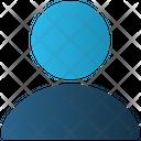 E Commerce User Person Icon