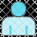 Profile User Interface Mobile Icon