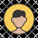 User Man Profile Icon