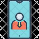 User Profile Setting Icon