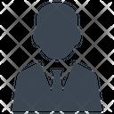 Avatar Profile Interface Icon