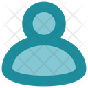 Social Media User Profile Icon