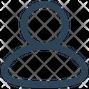 User Person Web Icon